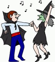 School Fundraiser-Halloween Dance-a-thon!