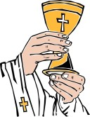 Eucharistic Mass at Holy Name.  Please join us!