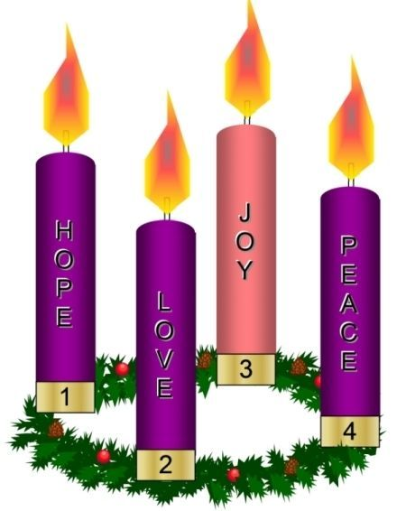 Advent Mass – December 21 @ HNE…Please join us!