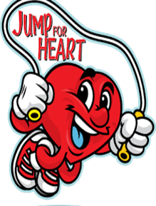 Jump Rope for Heart Event at Holy Name!