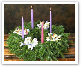 All invited to Holy Name Advent Mass!