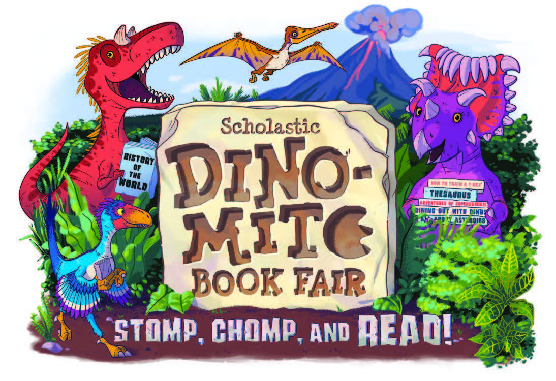 Holy Name's Scholastic Book Fair…please join us!