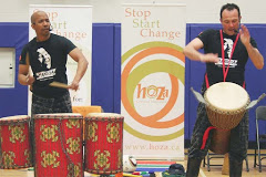 HOZA Performance in Celebration of Black History Month