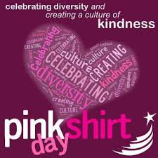 Pink Shirt Day is coming to Holy Name!