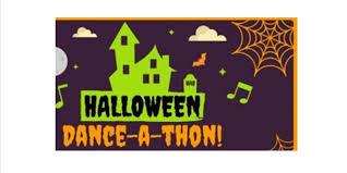 Halloween Dance-A-Thon Fundraiser