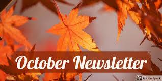 Holy Name October 2019 Newsletter!