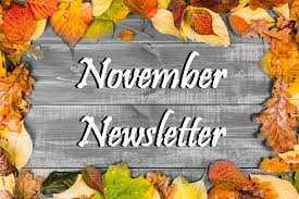 Holy Name November 2019 Newsletter!
