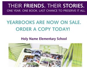 2019-2020 HNE YEARBOOK!