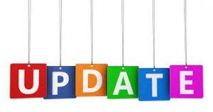 UPDATE: Week of January 25-29